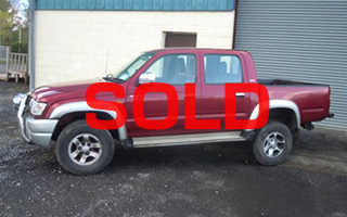 TOYOTA Hilux Pick Up Double Cab